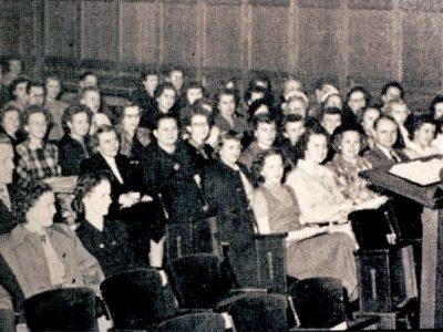 Lutheran Bible Institute, circa 1940