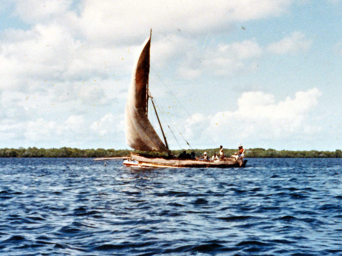 Africa Boat