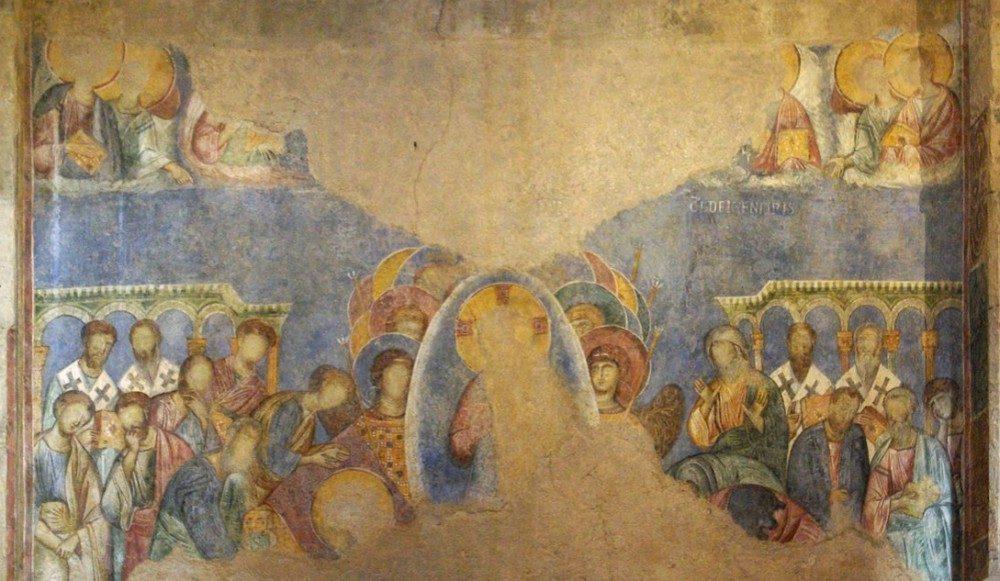 Abu Ghosh Frescoe